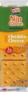 Lance Single Serve Nip Chee Crackers