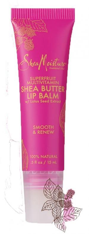Shea Moisture Superfruit Multi-Vitamin Lip Balm