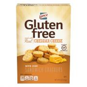 Lance Gluten Free Cheddar Cheese Sandwich Crackers