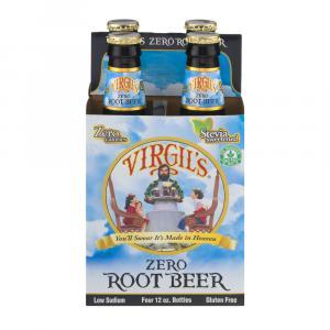 Virgil's Root Beer Zero