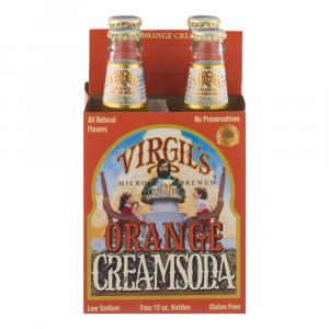 Virgil's Orange Cream Soda