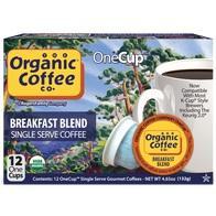 Organic Coffee Company Organic Breakfast Blend Coffee