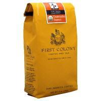 First Colony Organic Guatamalan Ground Coffee