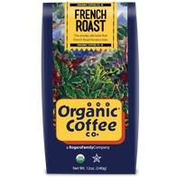 The Organic Coffee Co. French Roast Whole Bean Coffee