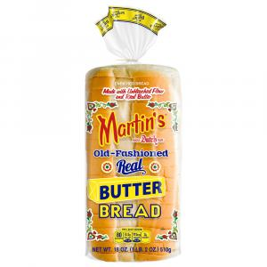 Martin's Old-Fashioned Real Butter Bread