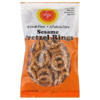 Ener-g Wheat Free Gluten Free Sesame Pretzels