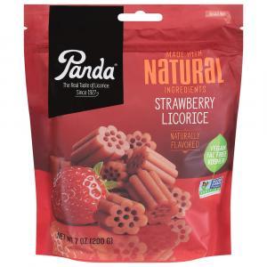 Panda Strawberry Licorice