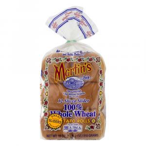 Martin's Whole Wheat Potato Rolls