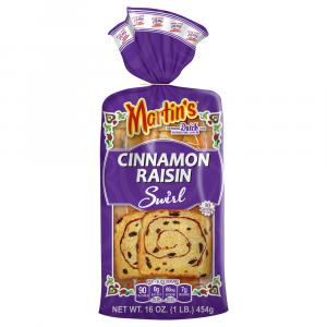 Martin's Cinnamon Raisin Swirl Potato Bread