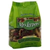 Mrs. Leeper's Organic Brown Rice Veggie Twists