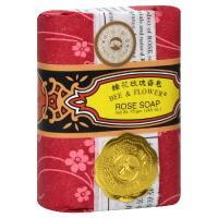 Bee & Flower Rose Soap
