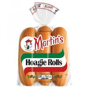 "Martin's 8"" Hoagie Rolls"