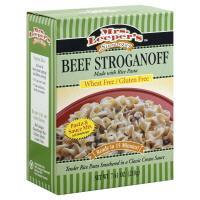 Mrs. Leeper's Beef Stroganoff Dinner