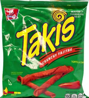 Barcel Takis Original Fajitas