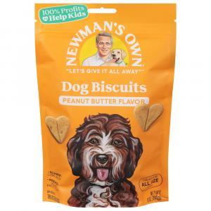 Newman's Own Peanut Butter Medium Sized Treats