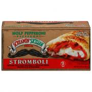 Screamin' Sicilian Pizza Co. Holy Pepperoni Stromboli