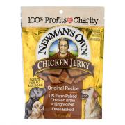 Newman's Own Chicken Jerky Dog Treats