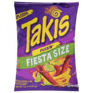 Takis Fuego Fiesta Size Tortilla Chips
