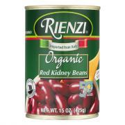 Rienzi Organic Red Kidney Beans