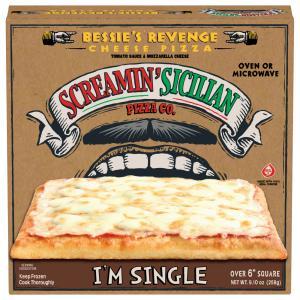Screamin' Sicilian Pizza Co. Bessie's Revenge Pizza