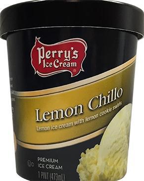 Perry's Lemon Chillo Ice Cream