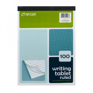 """Writing Tablet Ruled 6"""" x 9"""""""