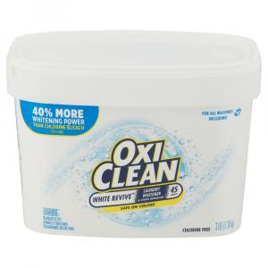 Oxi Clean White Revive Powder Tub