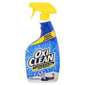 Oxi Clean Carpet Stain Remover Trigger Spray