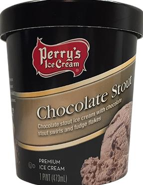 Perry's Chocolate Stout Ice Cream