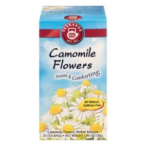 Teekanne Tea Bags Camomile Flowers