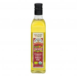 Newman's Own Organic Pure Olive Oil