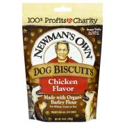 Newman's Own Chicken Formula Medium Sized Treats