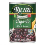 Rienzi Organic Black Beans
