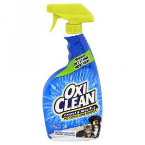 Oxi Clean Pet Stain Remover Trigger Spray