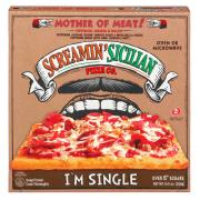 Screamin' Sicilian Pizza Co. Mother of Meat Single Pizza