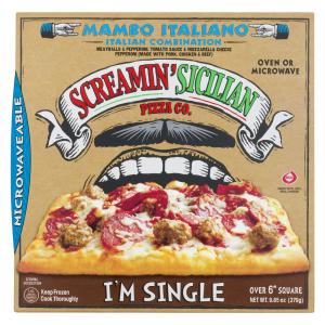 Screamin' Sicilian Pizza Co. Mambo Italiano Pizza