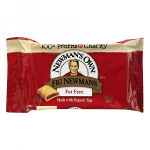 Newman's Own Organics Fat Free Fig Newmans