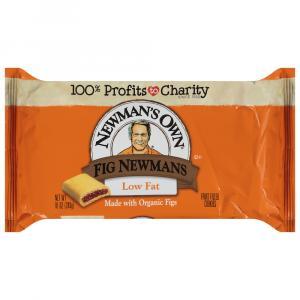 Newman's Own Organics Lowfat Fig Newmans