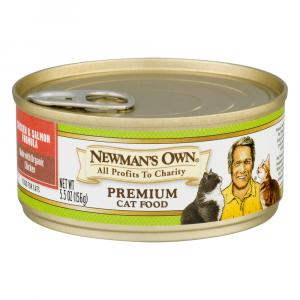 Newman's Own Chicken & Salmon