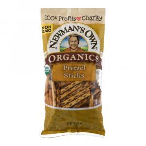 Newman's Own Organic Salted Pretzel Sticks