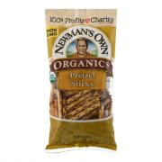 Newman's Own Organic Salted Pretzel Sticks