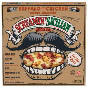 Screamin' Sicilian Pizza Co. Brazen Buffalo Chicken Bacon