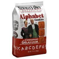 Newman's Own Cinnamon Graham Cookies