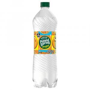 Poland Spring Sparkling Orange Water