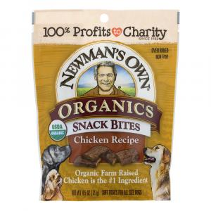 Newman's Own Organic Chicken Snack Bites