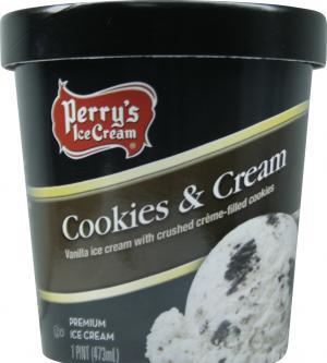 Perry's Cookies and Cream Ice Cream