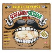 Screamin' Sicilian Bessie's Revenge Cheese Pizza