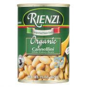 Rienzi Organic Cannellini White Kidney Beans