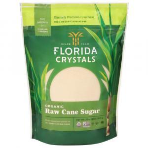 Florida Crystals Organic Cane Sugar