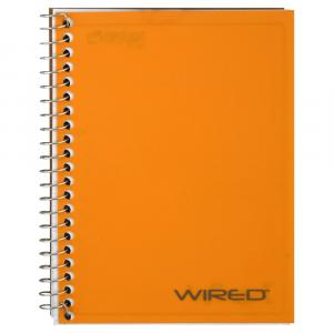Top Flight Wired Notebook College Ruled 7x5